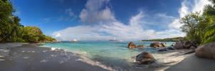 Seychelles, Prale, Anse Lazio by fly10