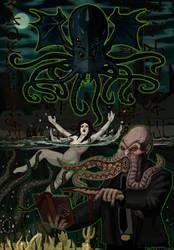 Cthulhu: Esoteric Order of Dagon by daz-01