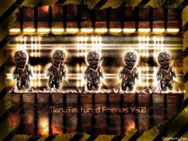 Manufactured Friends V3.0 by daz-01