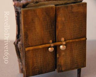 Fairy closet doors 1:12 scale by RevelloDrive1630