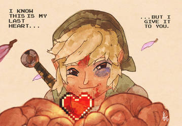 Zelda Valentine by Yaguete