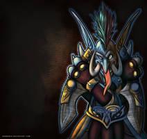 Troll Rogue by Anamaris
