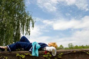 Juuni Kokki - Lazing About by kitsunesqueak