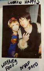 Polaroid ID by kitsunesqueak