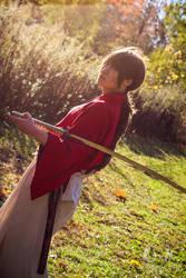 Rurouni Kenshin - Korosazu by kitsunesqueak