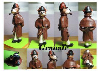 Sherlock Holmes custom by granatesirope