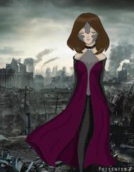 The decline of a City by Phi-sen-tea