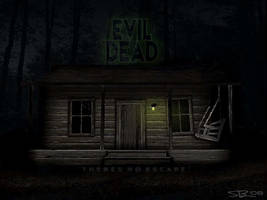 The Evil Dead Cabin by ryansd