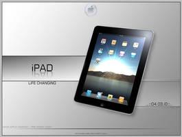 iPad by ryansd