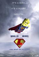 LegoMan Movie Poster v.2 by ryansd