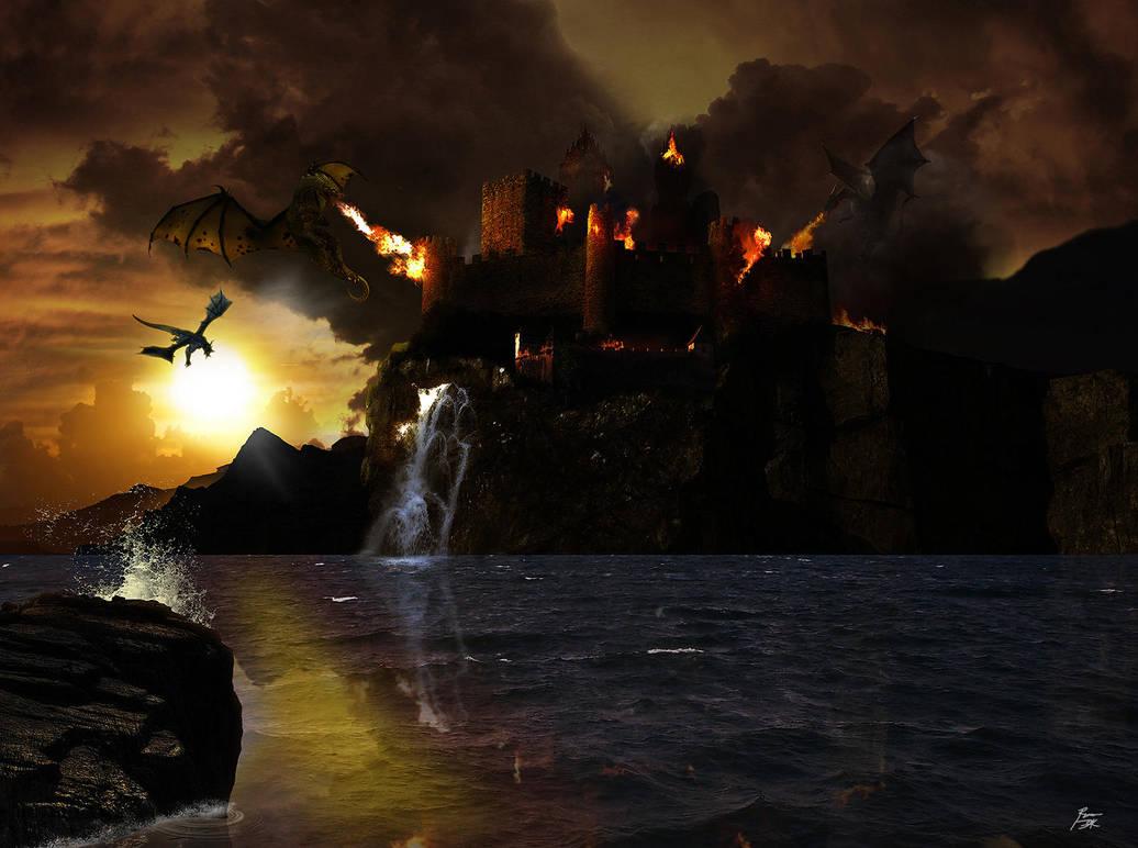 The First Strike: Version 2 by ryansd