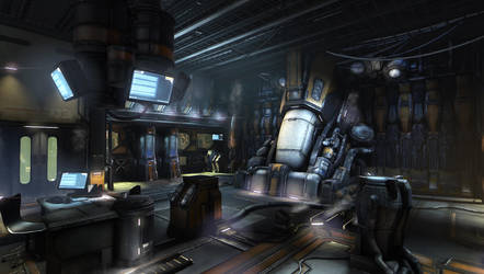Cryochamber Environment by beere
