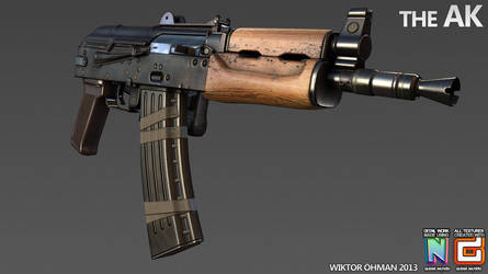 The AK by beere