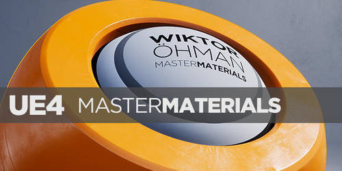 Unreal Engine 4 - Master Materials by beere