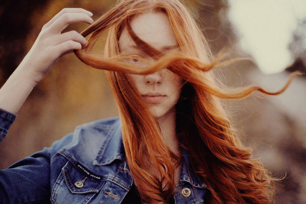 Redhead by SofiaLupul