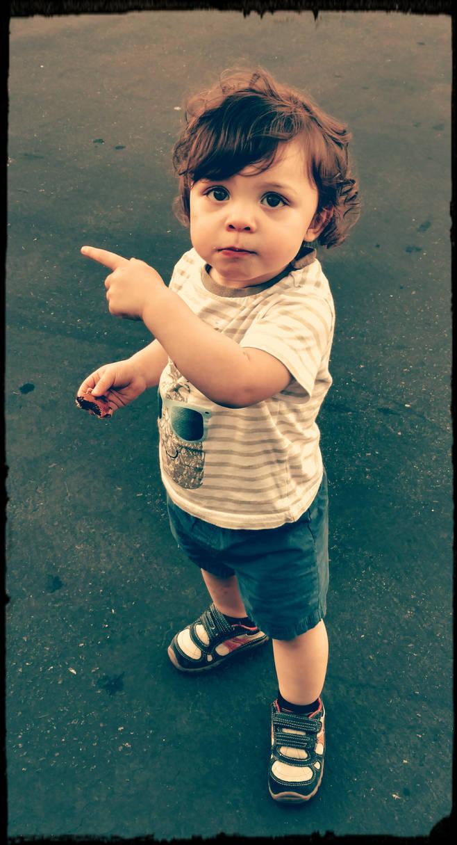 baby boy. by annabethalizz
