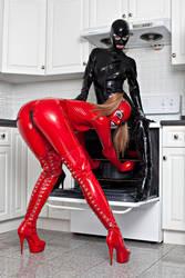 Lovin My Kitchen by CynCaelyx