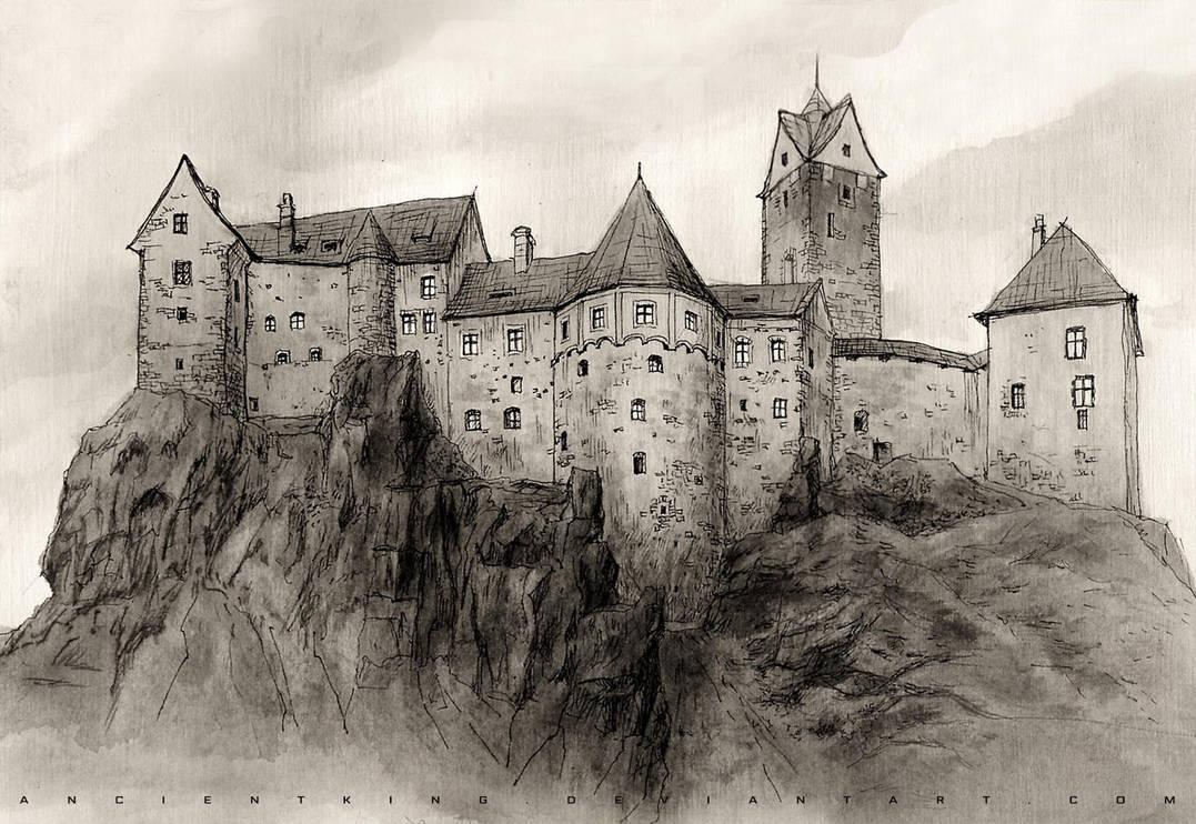 Loket Castle by AncientKing
