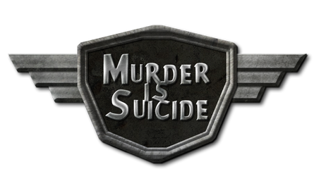 Murder is Suicide - Title Graphic by Mechanismatic