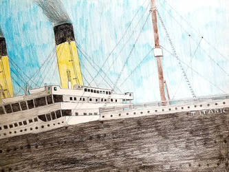 RMS Titanic by TransportLover