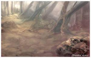 Mystical forest 2 by biotechbob