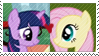REQUEST:  Sparkleshy Stamp by inkypaws-productions