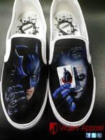 The Dark Knight by VirulentApparel