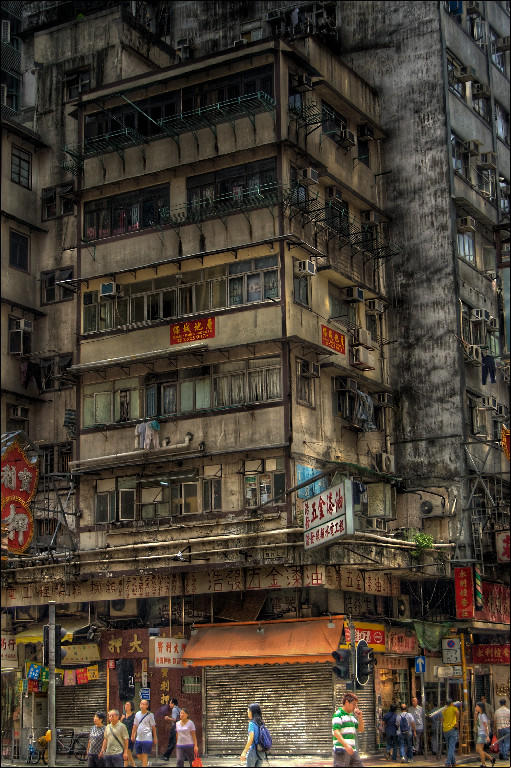 Old Building by 3vilCrayon
