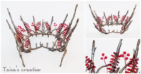 Thranduil's Crown Replica by Taisa-Winged