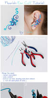 Flourish Ear Cuff Tutorial by Taisa-Winged