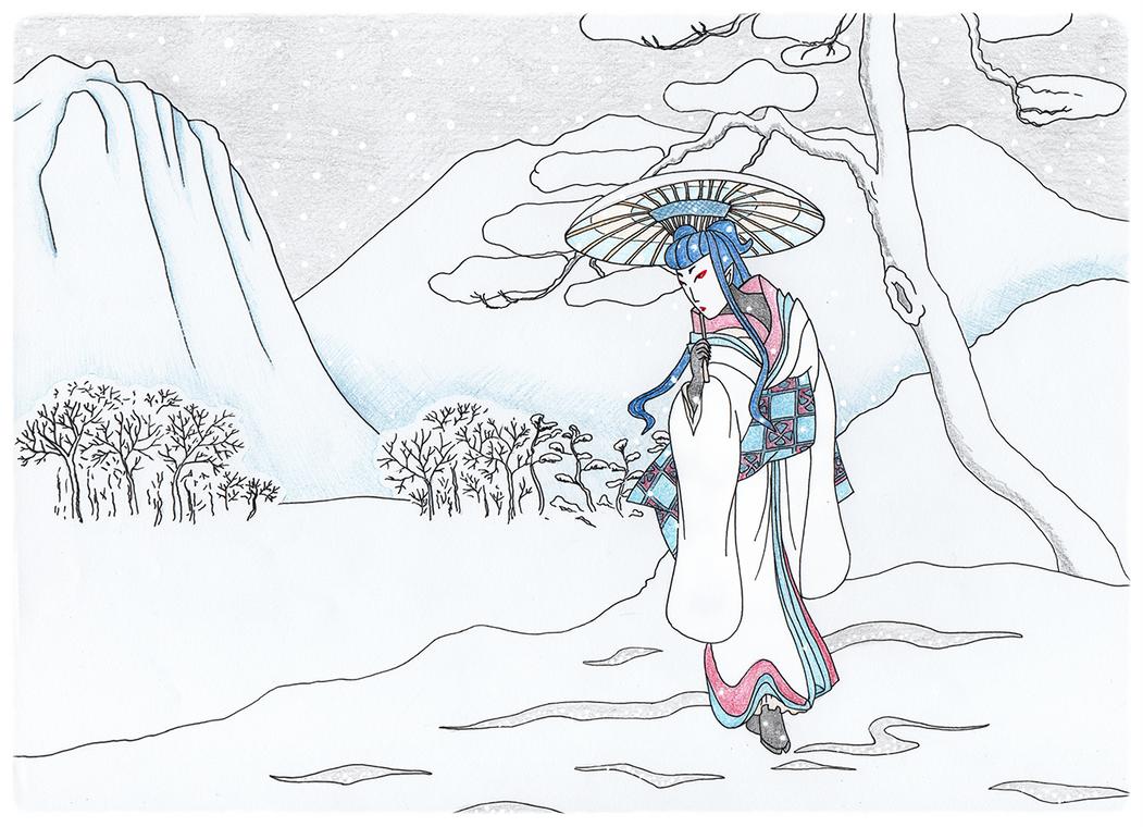 Haruka Kita by Taisa-Winged