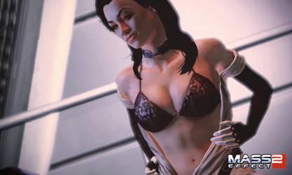 Mass Effect 2 Miranda by MYSZa7