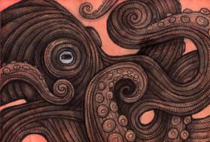 The Octopus by Velvet-Dragon