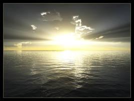Ocean Scenery 2 by orbitol