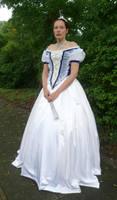 Elisabeth coronation dress by DeredereGalbraith