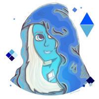 Blue Diamond by das-Fernweh