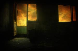 Room 9 by Uomo-nella-Pioggia