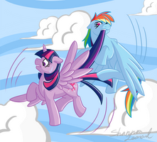 Let's Go fly a Kite....Wait by otakugal15