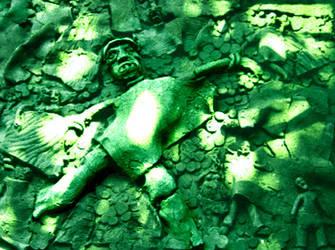 green sleep by sagar20