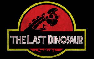 The Last Dinosaur T-shirt by alsnow