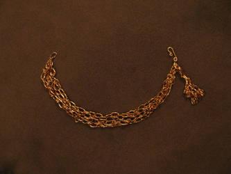Chain Bracelet by Jess-9000