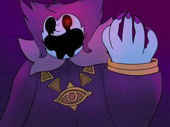 Dark lord Chara by Kizideer