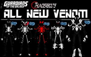 All New Venom by MetalLion1888