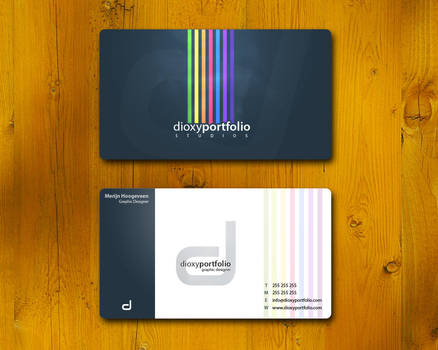 business card v2 by DesignersJunior