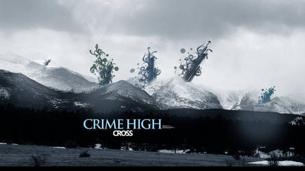 Crime High - Cross by DesignersJunior