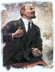 Lenin by vermacht