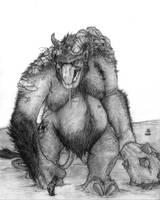 Troll (Do Not Feed) by J-Ian-Gordon