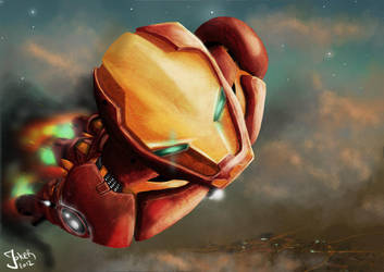 0 Iron Man G by Davinxi