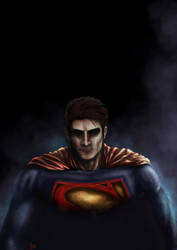 Superman Final by Davinxi