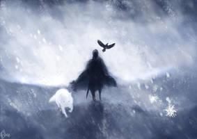 Lord Snow by Eshva